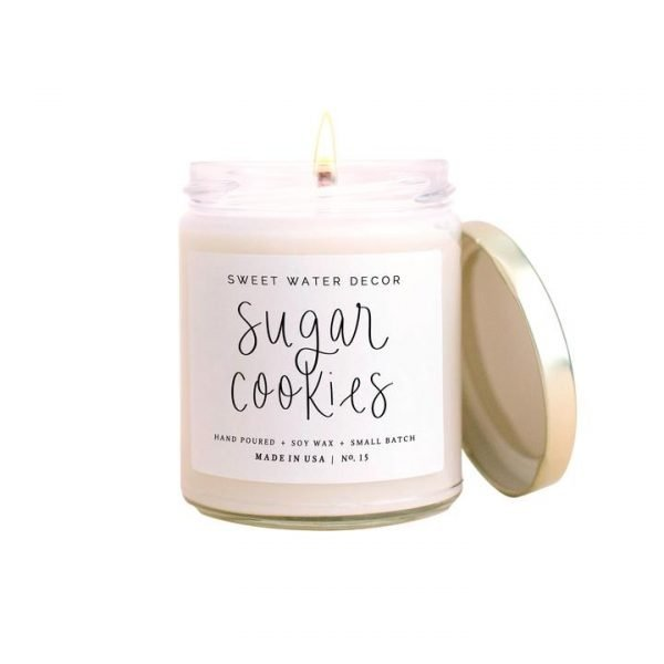Sweet Water Décor Sugar Cookies Candle